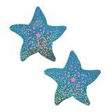 Pastease Twinkling Seafoam Green & Pink Pasties