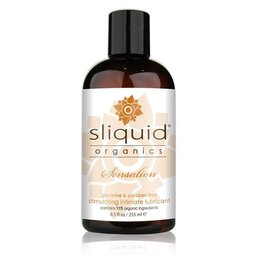 Sliquid Sliquid Organics Sensation 8.5oz