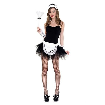 Music Legs Music Legs Sophisticated Maid 4pc Accessory Kit