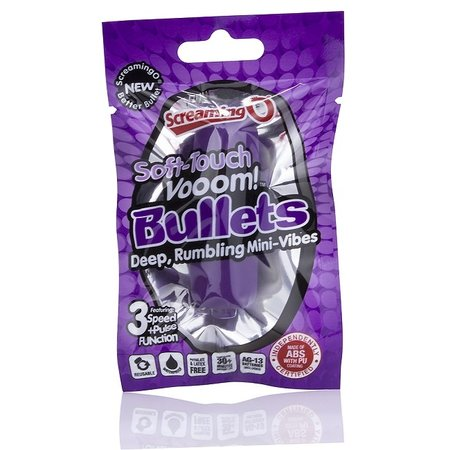 Screaming O Screaming O - Soft Touch Vooom Bullet