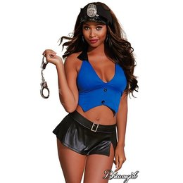 "Dreamgirl ""Late Night Patrol"" Lingerie Costume OS"