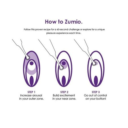 Zumio Zumio X Clitoral Stimulator