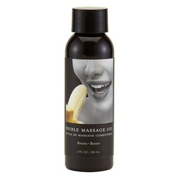 Earthly Body Earthly Body Edible Massage Oil 2oz