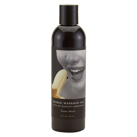 Earthly Body Earthly Body Edible Massage Oil 8oz