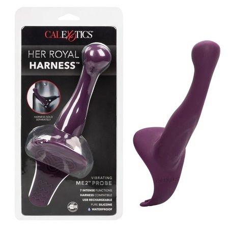 CalExotics Her Royal Harness Vibrating Me2 Probe