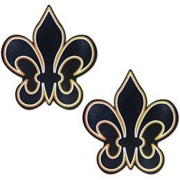 Pastease New Orleans Fleur-de-lis Pasties