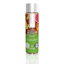 System JO JO H2O Tropical Passion Flavoured Lubricant 4oz