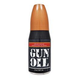 Gun Oil Gun Oil Silicone Lubricant 8oz
