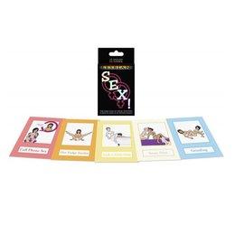 Kheper Games Lesbian Sex! Card Game