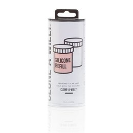 Clone-A-Willy Clone-A-Willy Silicone Refill - Light Skin Tone