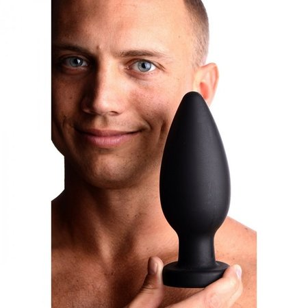 Master Series Master Series Colossus XXL Silicone Anal Suction Cup Plug