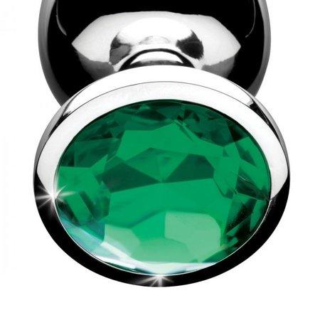 Booty Sparks Booty Sparks Emerald Gem Anal Plug Set