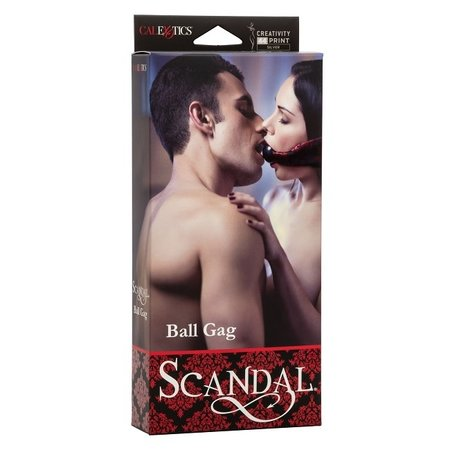 CalExotics Scandal Ball Gag