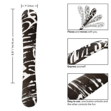 CalExotics Hype Flexi-Wand Vibrator