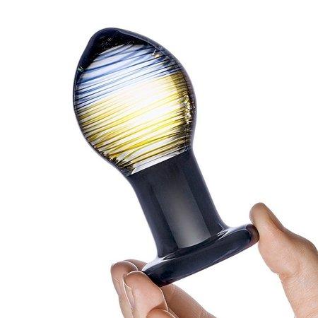 Gläs Gläs Galileo Glass Butt Plug