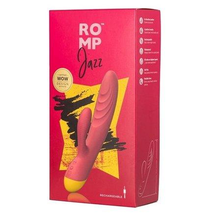 Wow Tech ROMP Jazz Rabbit Vibrator