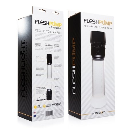 Fleshlight FleshPump