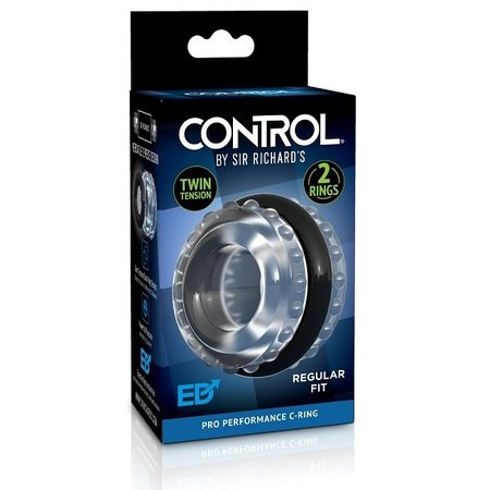 Sir Richard's CONTROL by Sir Richard's Pro Performance C-Ring - Regular Fit