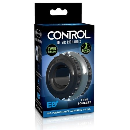 Sir Richard's CONTROL by Sir Richard's Pro Performance Advanced C-Ring - Firm Squeeze