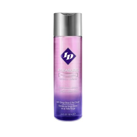 ID Lubricants ID Pleasure Tingling Water-Based Lubricant 4.4oz