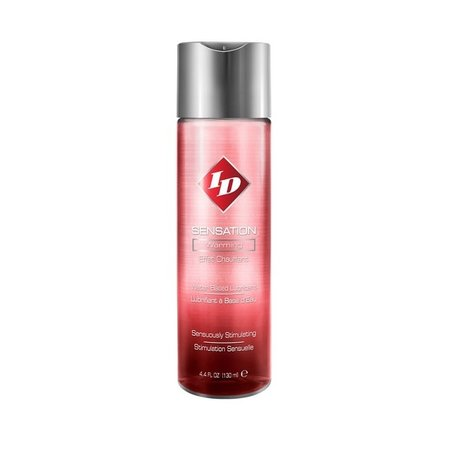 ID Lubricants ID Sensation Warming Lubricant 4.4oz