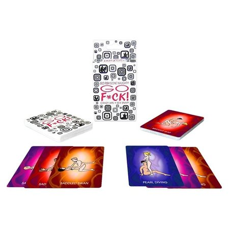 Kheper Games Go F*ck! Card Game