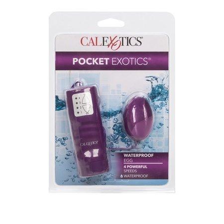 CalExotics Pocket Exotics Waterproof Vibrating Egg