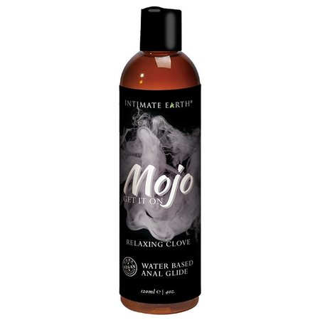 Intimate Earth Intimate Earth Mojo Water Based Anal Glide 4oz