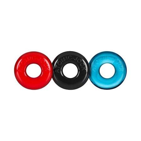 Oxballs RINGER Cock Ring 3 Pack