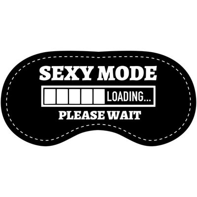 Eye Chatters Satin Blindfold - Sexy mode loading... please wait