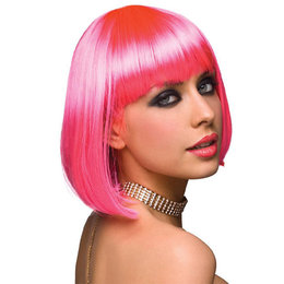 Cici Wig in Pink