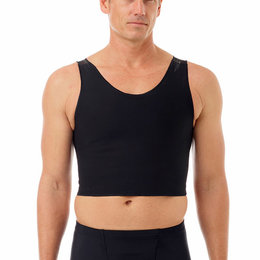 Cotton Lined Power Chest Binder Top