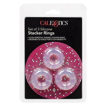 CalExotics CalExotics Set of 3 Silicone Stacker Rings