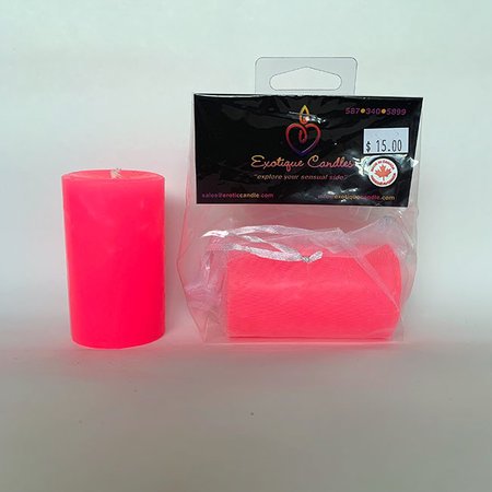 Exotique Candles Exotic Spa Candle 5.5oz