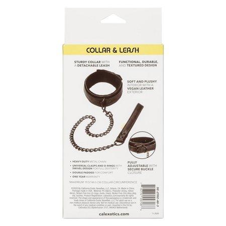 CalExotics Boundless Collar & Leash