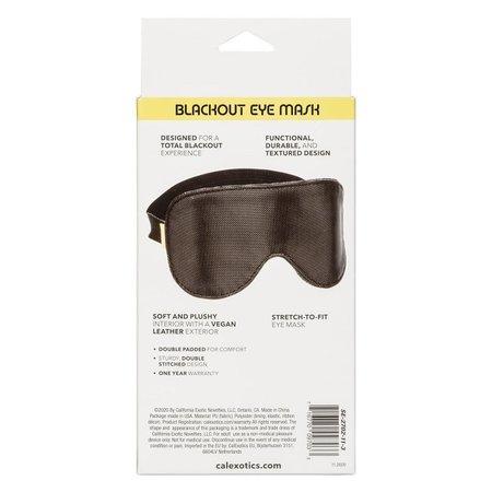 CalExotics Boundless Blackout Eye Mask