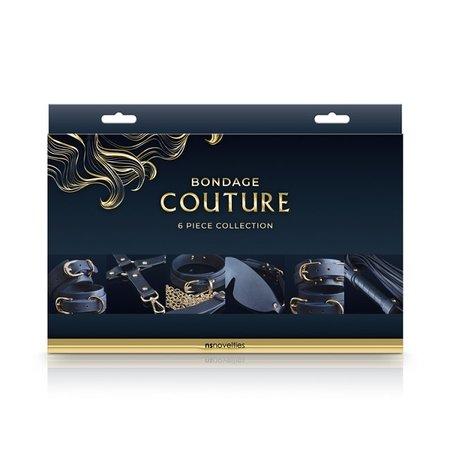 NS Novelties Bondage Couture 6 Piece Collection