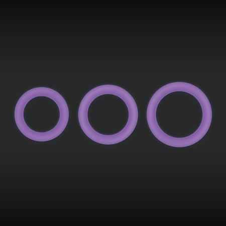 NS Novelties Firefly Halo Cock Ring - Large