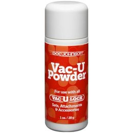 Doc Johnson Vac-U-Lock Accessories - Powder Lubricant