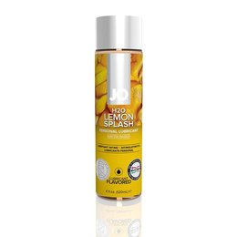 JO H2O Lemon Splash Flavoured Lubricant 4oz