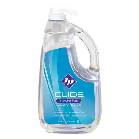 ID Lubricants ID Glide Water-Based Lubricant 64oz