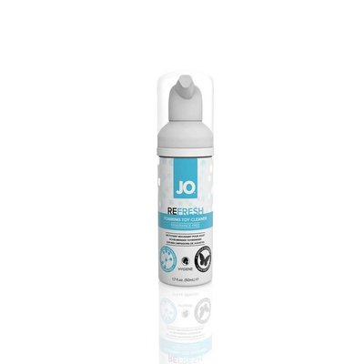 JO Unscented Foaming Toy Cleaner 1.7oz