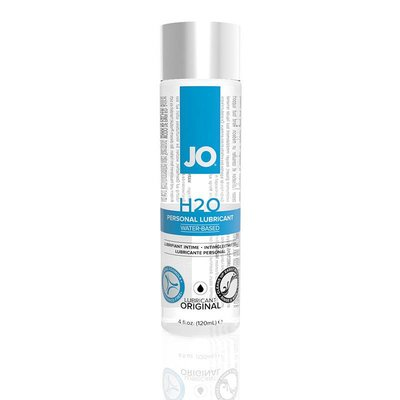 System JO JO H2O Lubricant 4oz