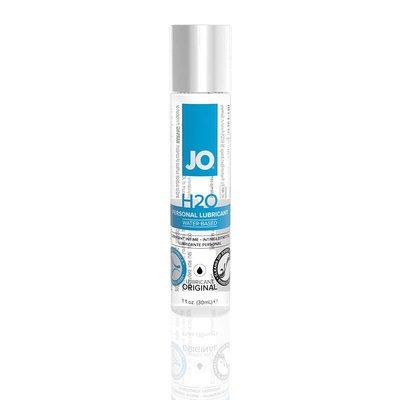 System JO JO H2O Lubricant 1oz