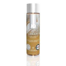 System JO JO H2O Vanilla Cream Flavored Lubricant 4oz
