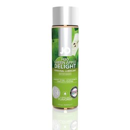 System JO JO H2O Green Apple Delight Flavored Lubricant 4oz