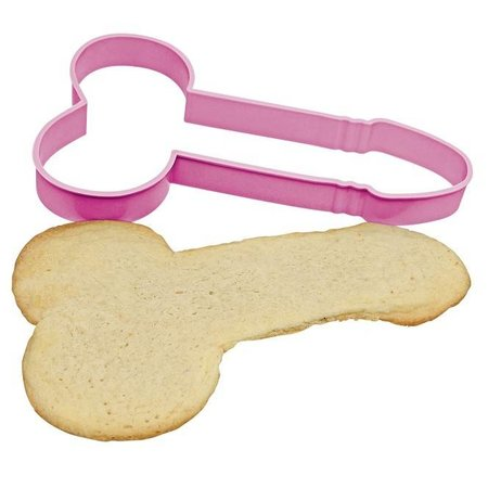 Pipedream Pecker Cookie Cutters