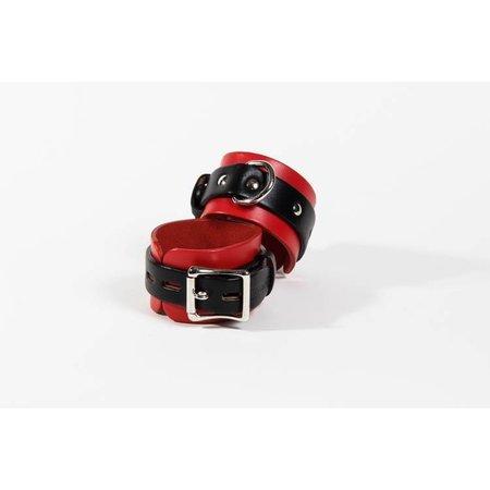 Sinvention Sinvention Classic Leather Cuffs - Medium
