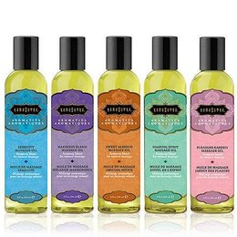Kama Sutra Kama Sutra Aromatics Massage Oil 8oz