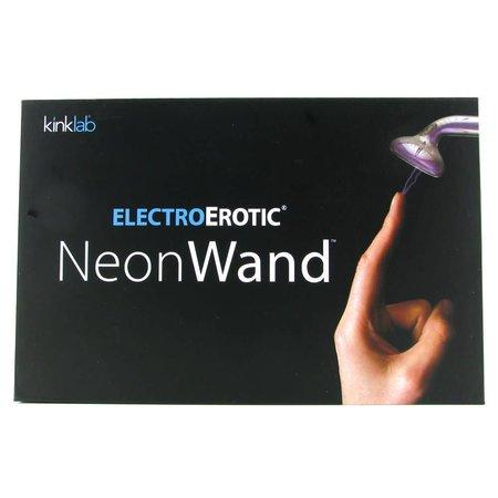 KinkLab KinkLab Electro Erotic Neon Wand